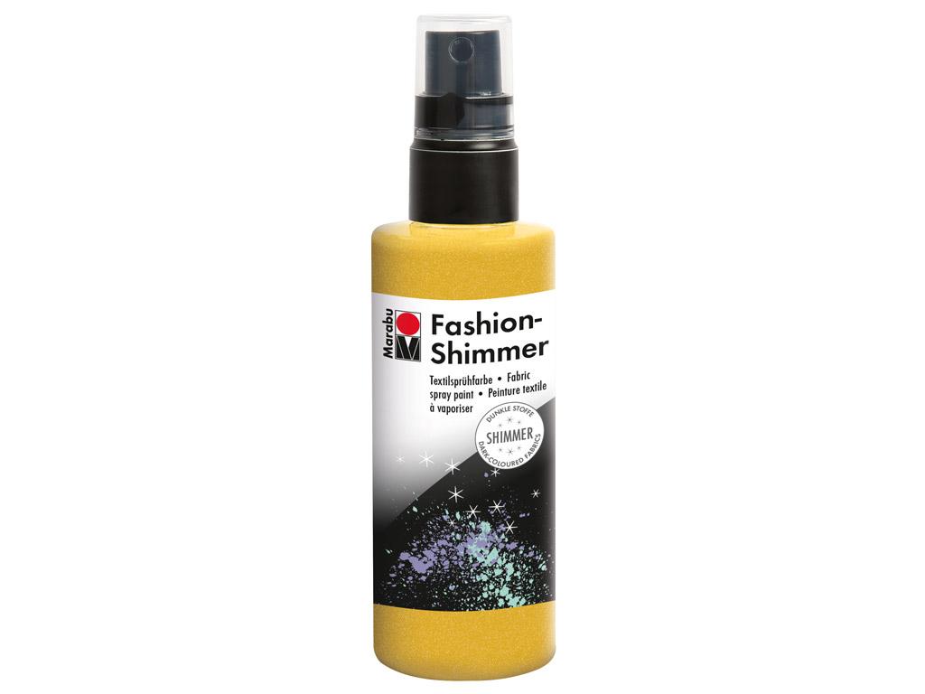 Tekstiilivärv Fashion Shimmer 100ml 520 lemon
