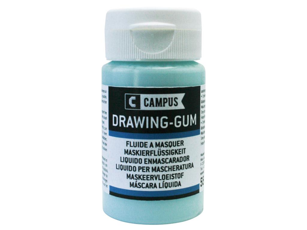 Akvarellvärvi meedium Campus Drawing-gum 55ml