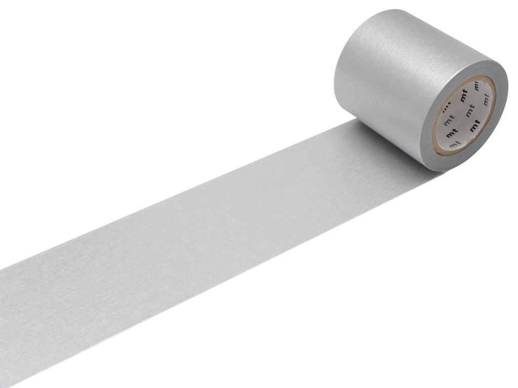 Masking tape mt casa basic 50mmx10m silver