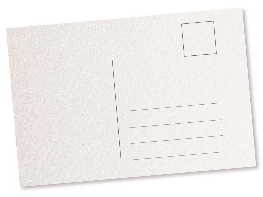 Apsveikuma kārtiņas Raphael tukša 10x15cm 11gab.