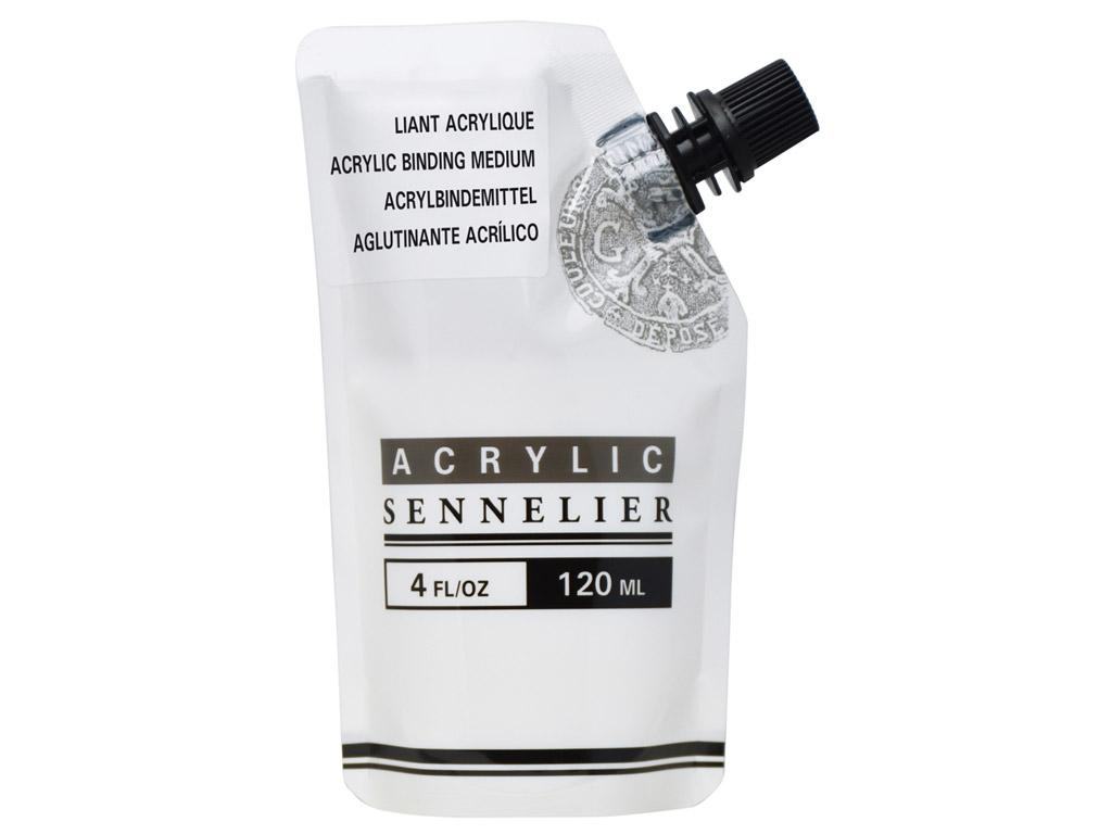 Acrylic binding medium Sennelier 120ml