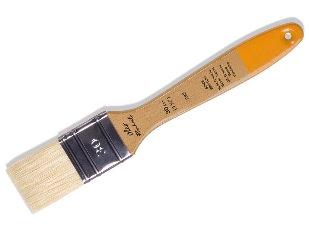 Ota 293/30 Oleo cūkas saru plakana blisterī
