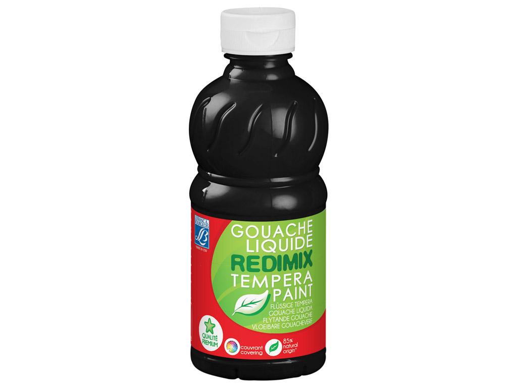 Guašas Redimix 250ml 265 black