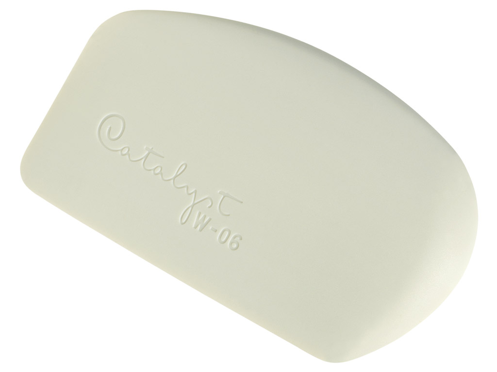 Silicone wedge Catalyst W-06 white