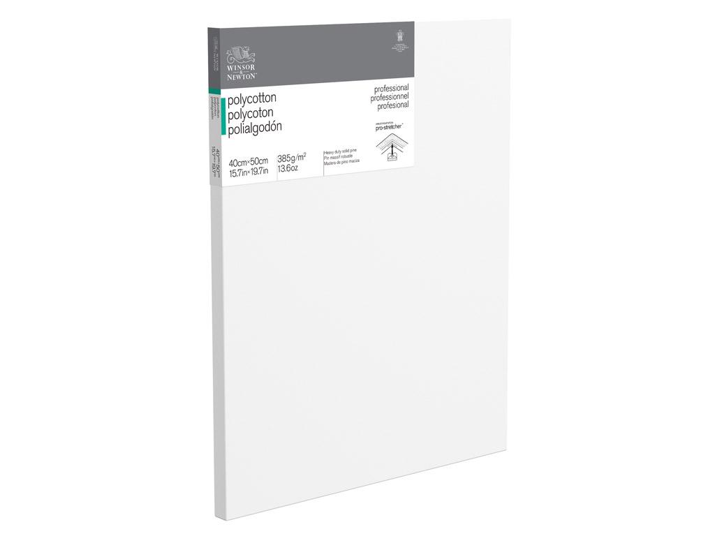 Lõuend raamil W&N Professional polüpuuvillane 40x50cm