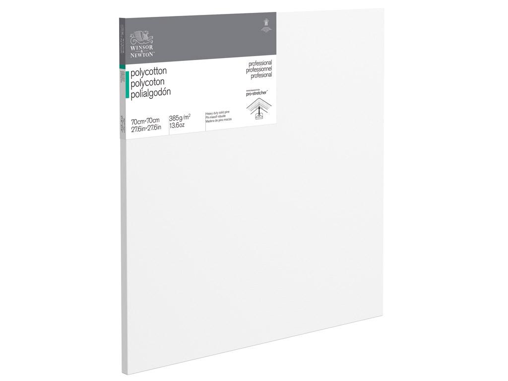 Lõuend raamil W&N Professional polüpuuvillane 70x70cm