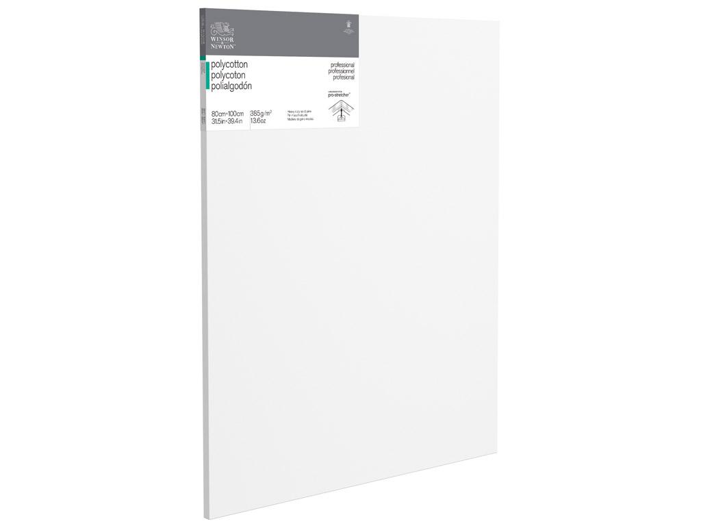 Lõuend raamil W&N Professional polüpuuvillane 80x100cm