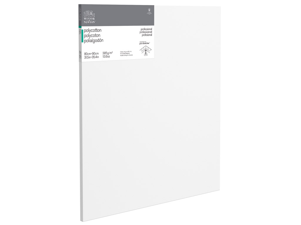 Lõuend raamil W&N Professional polüpuuvillane 80x90cm