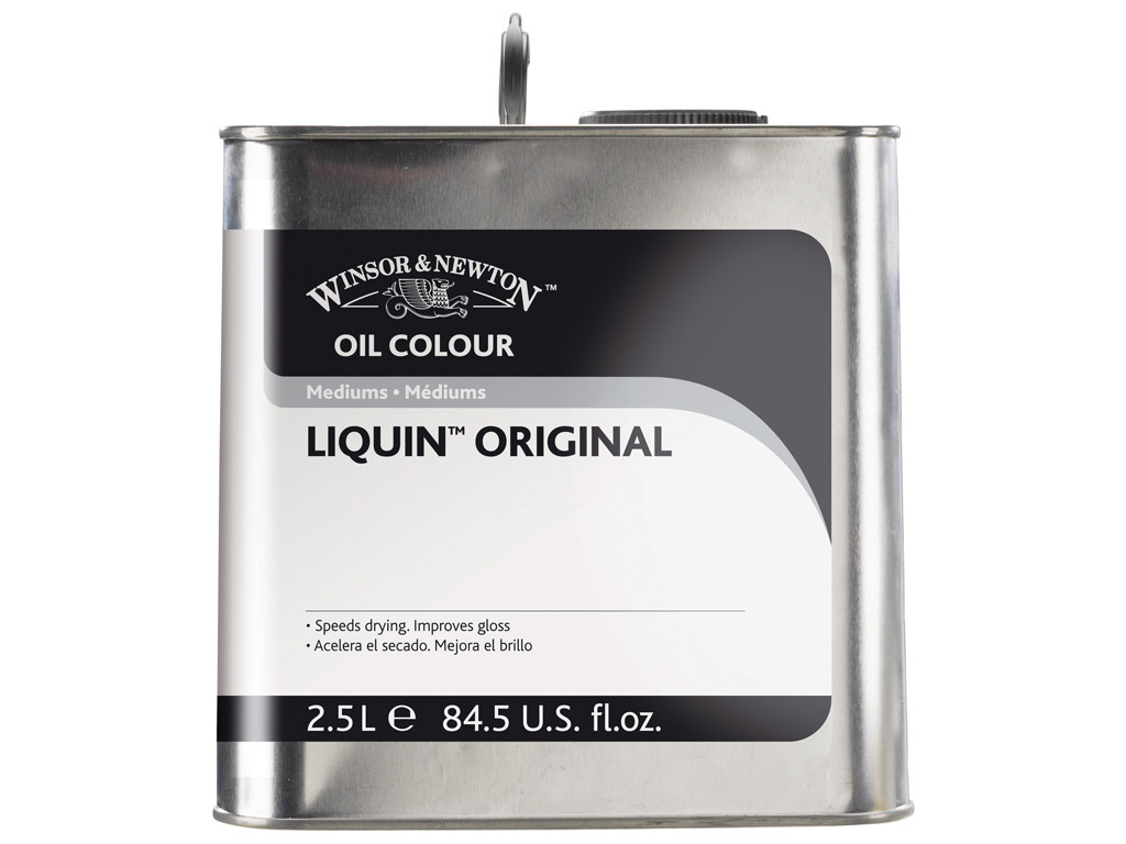Õlivärvi meedium W&N Liquin Original 2.5L