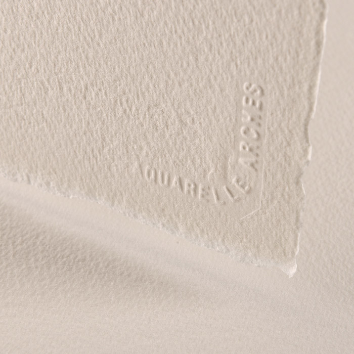 Akvarellpaber Arches 56x76/640g keskmine korn
