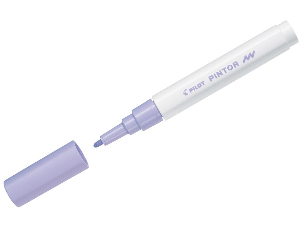 Marķieris Pilot Pintor F pastel violet