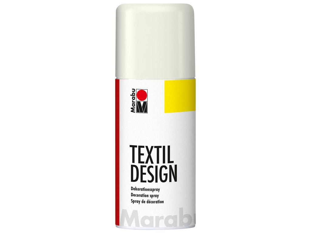 Tekstilės dažai Textil Design aerozolis 150ml 070 white