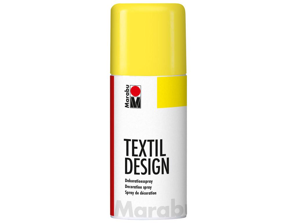 Tekstiilivärv Textil Design aerosool 150ml 220 sunshine yellow