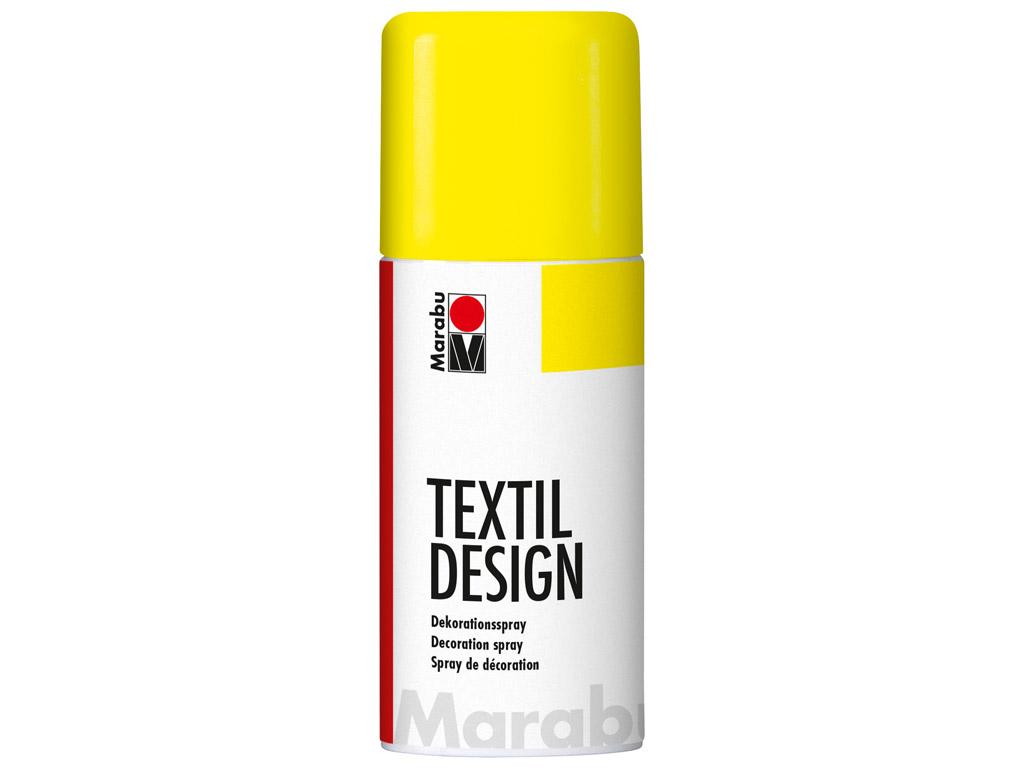 Tekstiilivärv Textil Design aerosool 150ml 321 neon-yellow