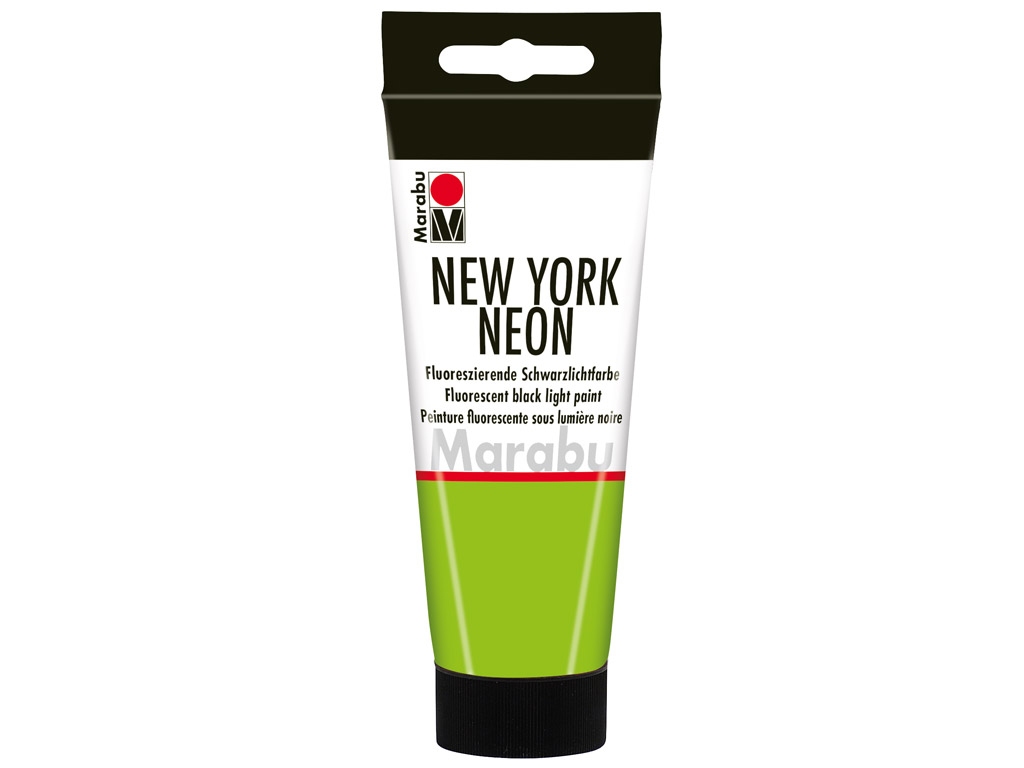 Dekorkrāsa New York Neon 100ml 365 neon-green