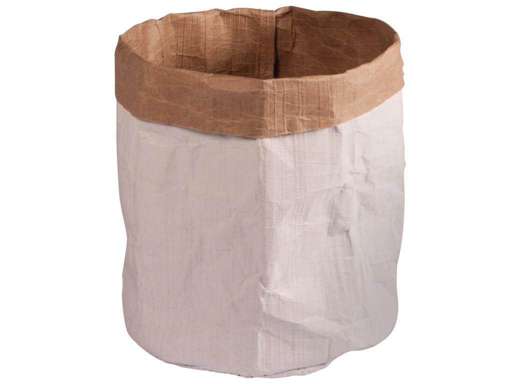 Popierinis maišelis Rayher su apvaliu pagrindu d=35cm h=40cm