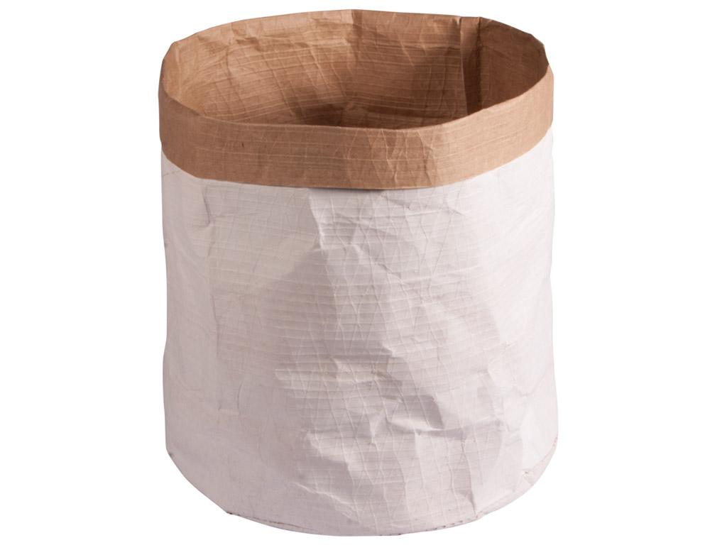 Popierinis maišelis Rayher su apvaliu pagrindu d=40cm h=44cm