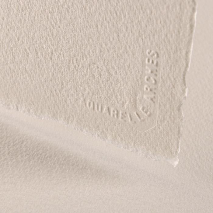 Akvarellpaber Arches 101x152cm/640g keskmine korn
