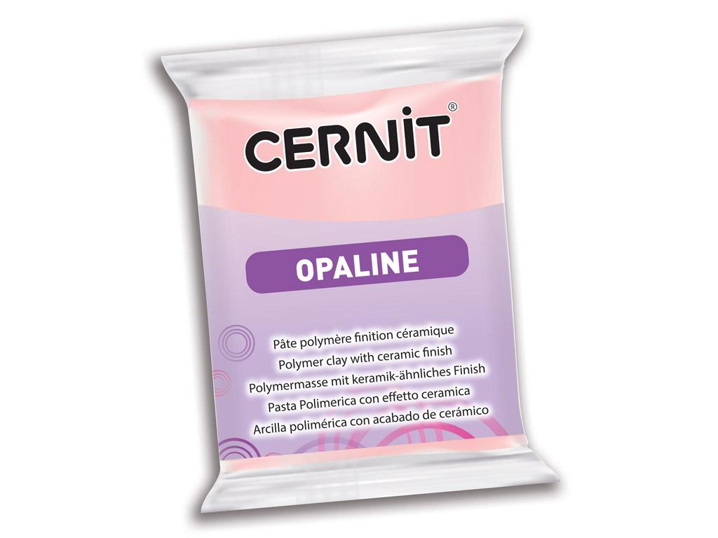 Polimērmāls Cernit Opaline 56g 475 pink