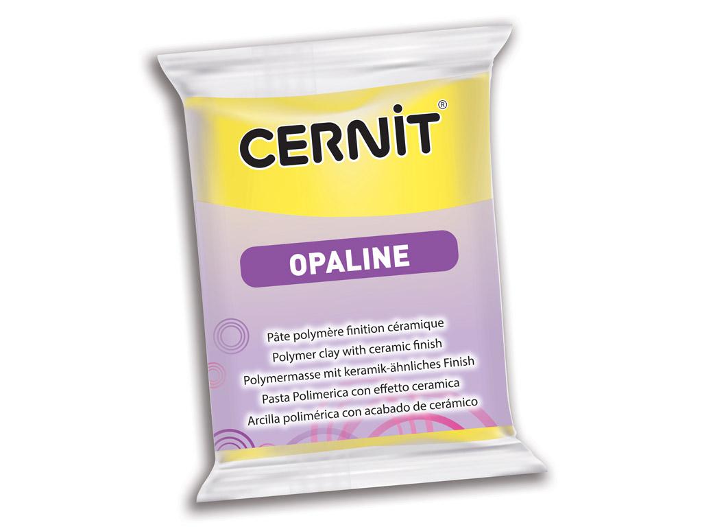 Polimērmāls Cernit Opaline 56g 717 primary yellow