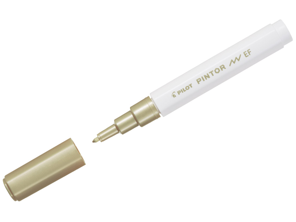 Marker Pilot Pintor EF gold