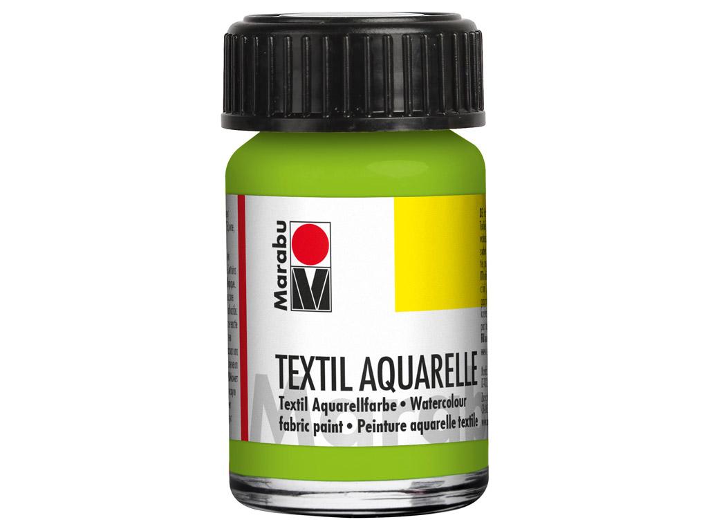 Tekstiilivärv Aquarelle 15ml 061 reseda