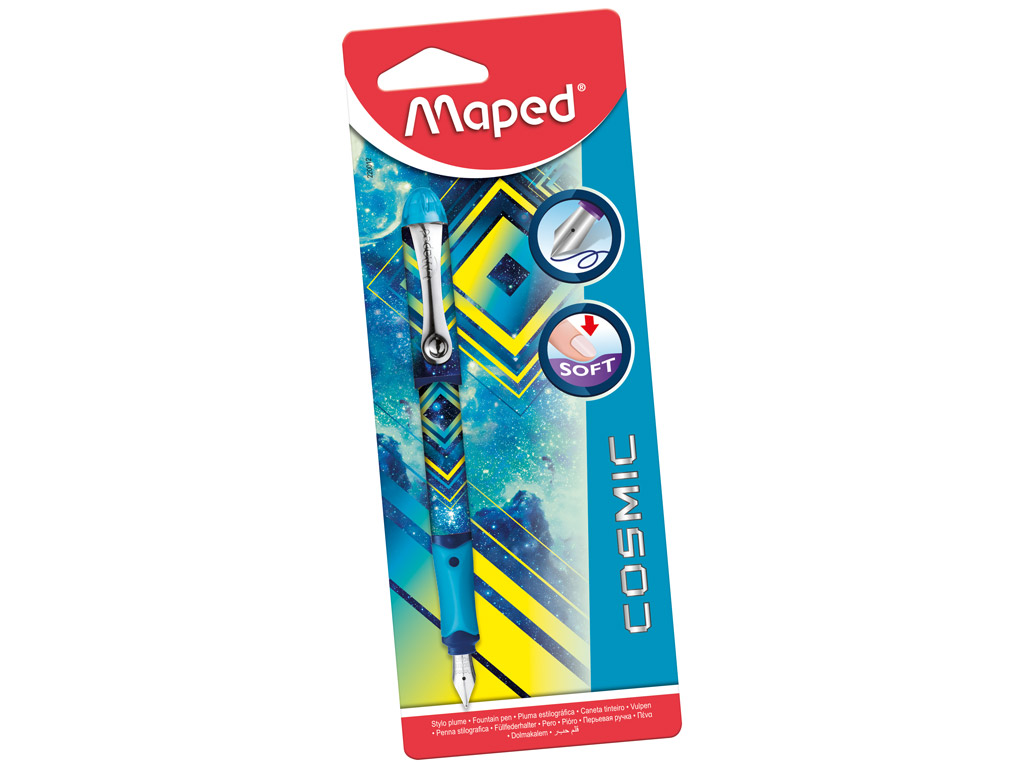 Parkeris Maped Cosmic Teens Blue blister