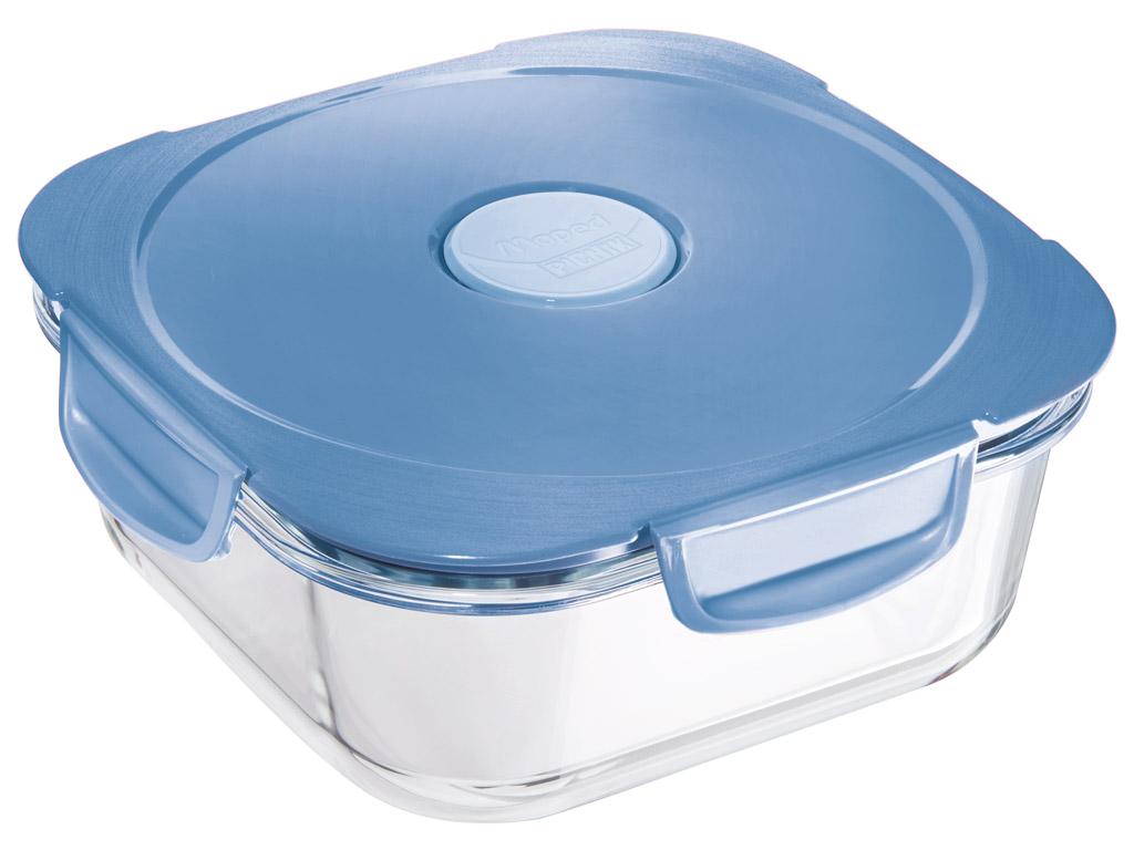 Toidukarp klaasist Maped Picnik Adult Concept 1.2l storm blue