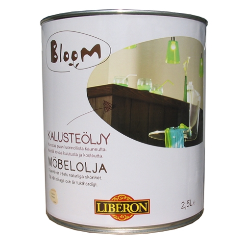 Baldų alyva Bloom 1L