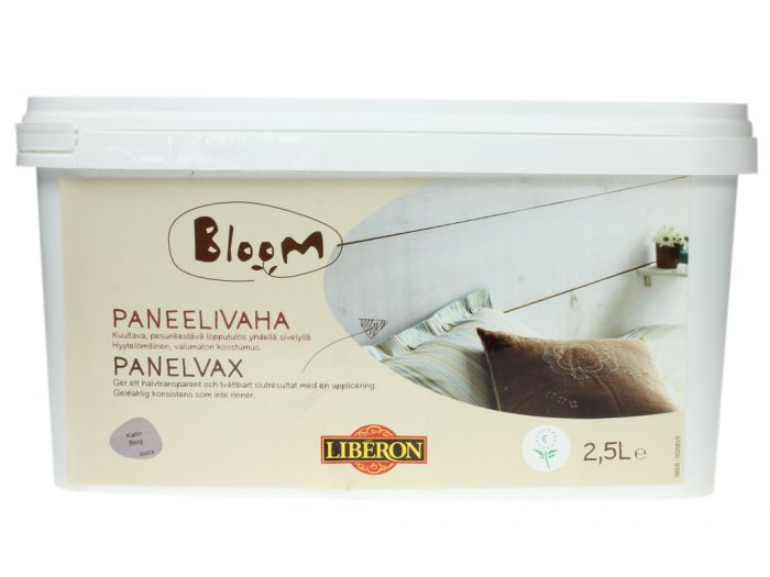 Vasks koka paneļiem Bloom 2.5L