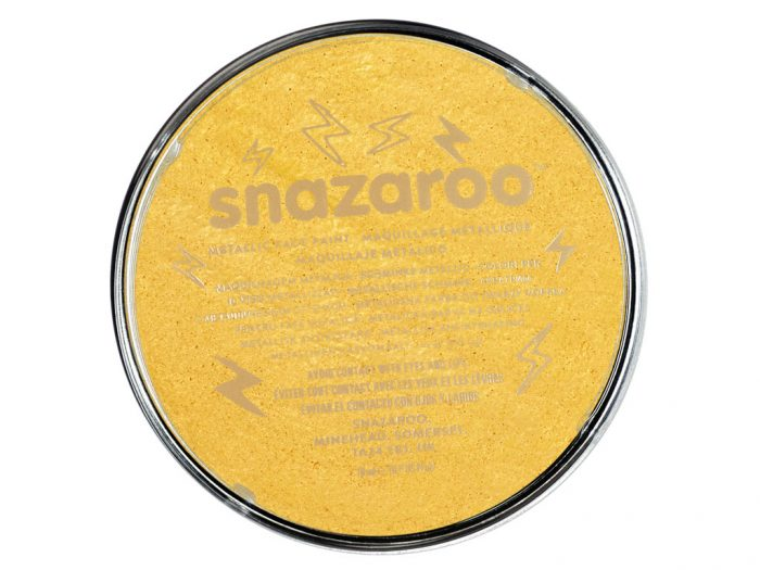 Grimo dažai Snazaroo Metallic 18ml