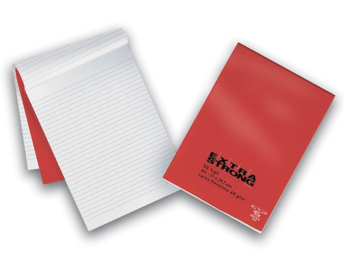 Notepad Pigna Extra Strong