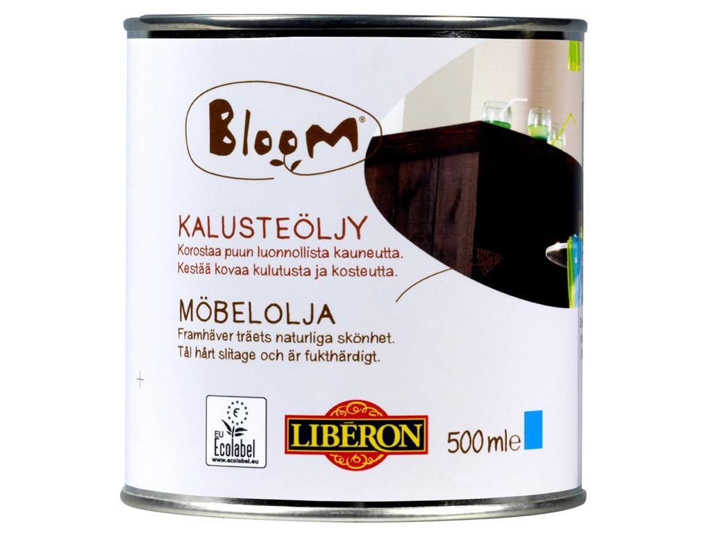 Eļļa mēbeļu apstrādei Bloom 500ml