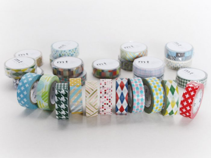 Washi teip mt 1P deco - 1/5