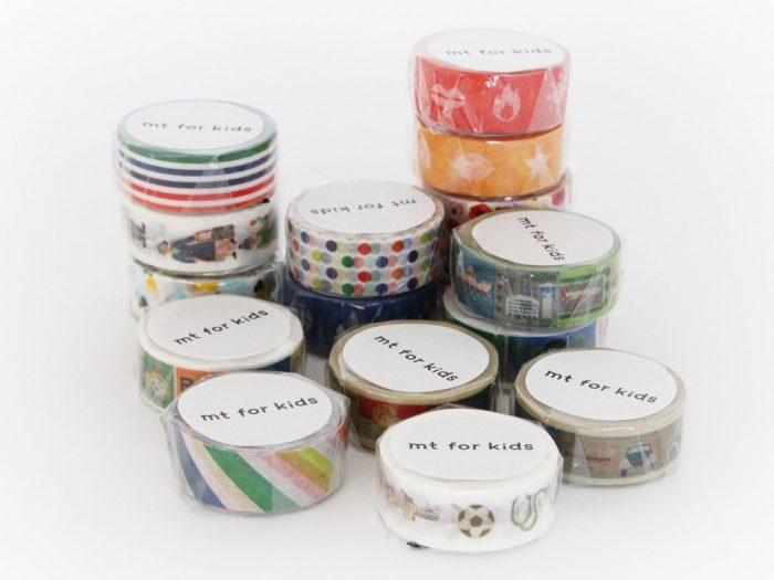 Washi teip mt for kids - 1/3