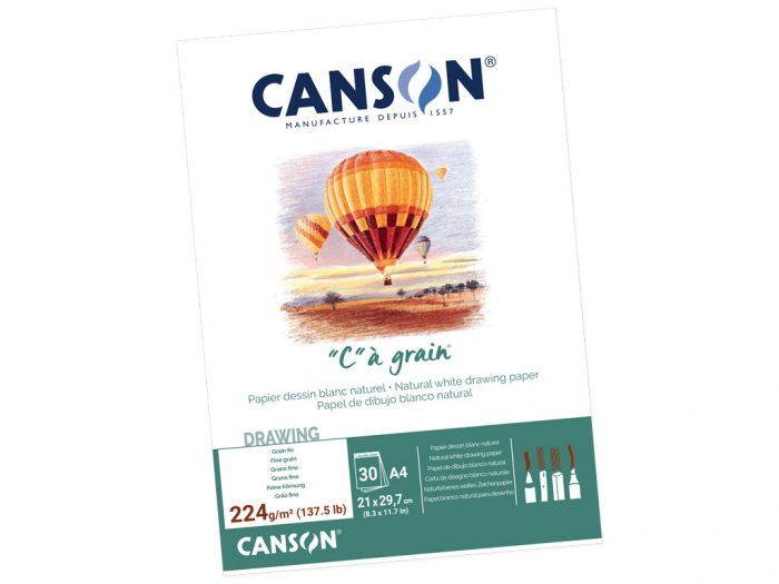 Drawing pad Canson C a Grain