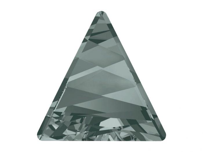 Kristallkivi Swarovski kolmnurk 4717 21.5mm - 1/2
