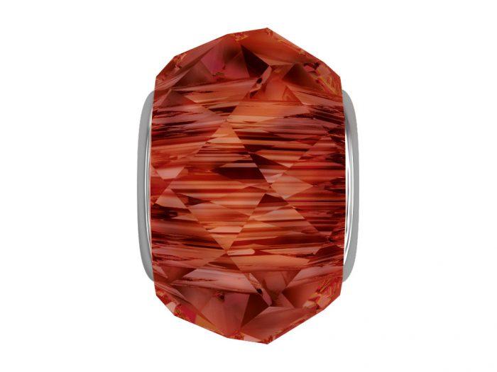 Kristallhelmes Swarovski BeCharmed heeliks 5948 14mm - 1/2
