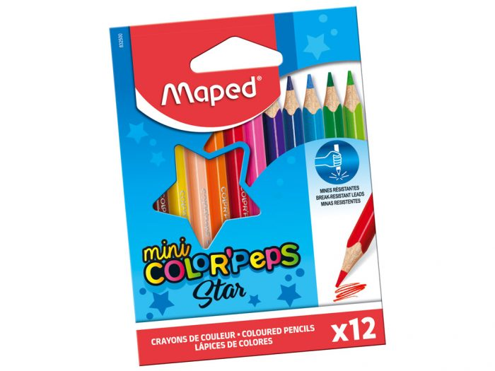 Värvipliiats Maped Color'Peps Mini - 1/2