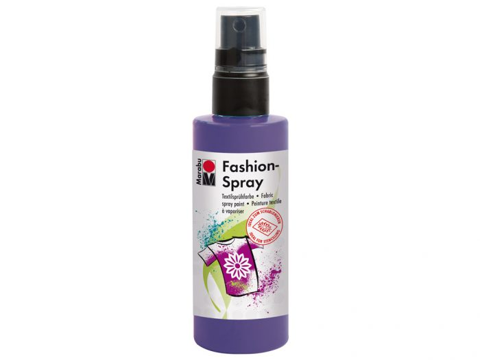 Tekstiilivärv Marabu Fashion Spray 100ml - 1/5