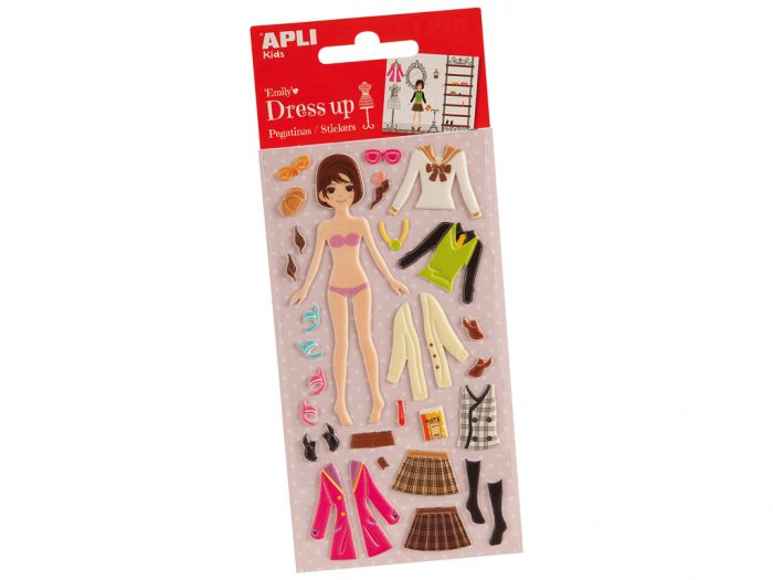 Lipdukas Apli Dress up