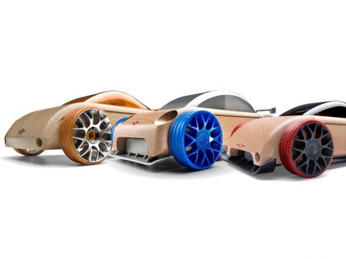 Mänguauto Automoblox Mini komplekt S9-R/C9-R/C9-S
