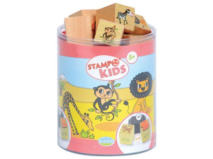 Templikomplekt Aladine Stampo Kids - 1/4