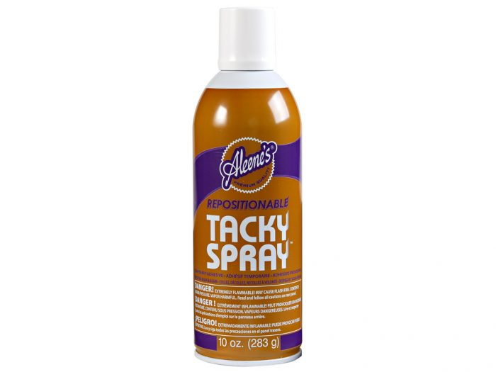 Universaalliim Aleene's Repositionable Tacky Spray