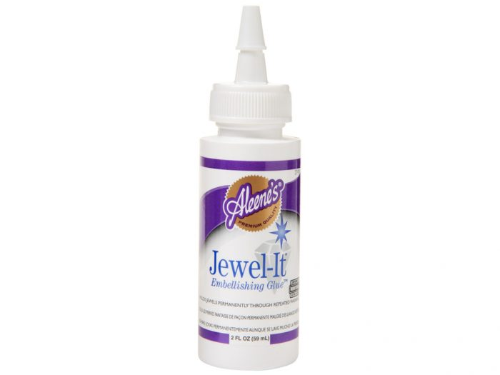 Textile glue Aleene's Jewel-It Embellishing
