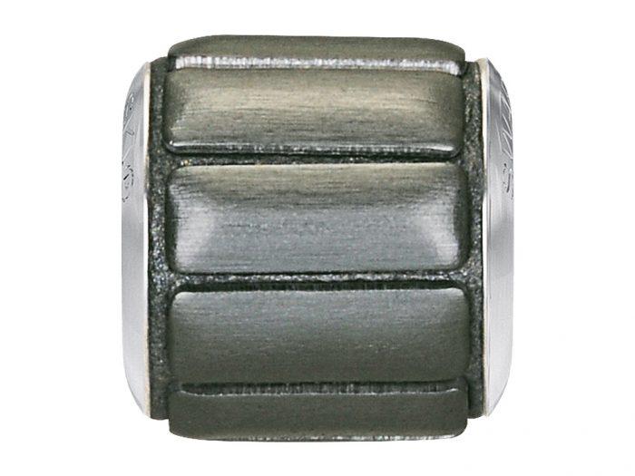 Krištolinis karoliukas Swarovski BeCharmed Pave metallic 80801 9.5mm - 1/2