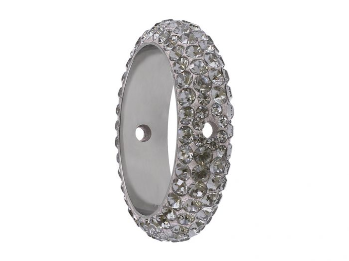 Kristallhelmes Swarovski BeCharmed Pave ring 85001 16.5mm - 1/2
