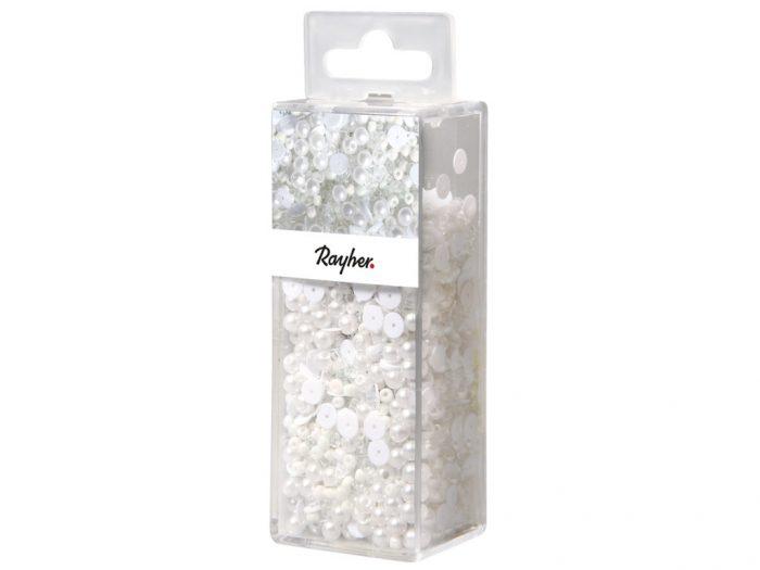 Litrid Rayher+klaashelmed+traat