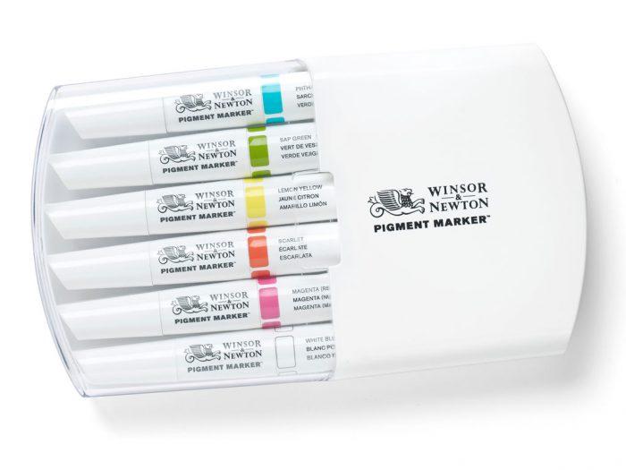 Marker Winsor&Newton Pigment komplekt - 1/5