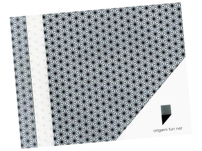 Washi papīrs Origami Fun Net 15x15cm